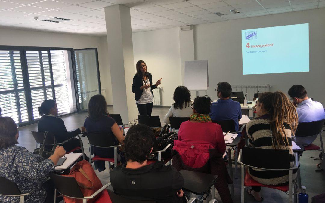 Ampla participacion enes càpsules formatives deth CEI Val d'Aran