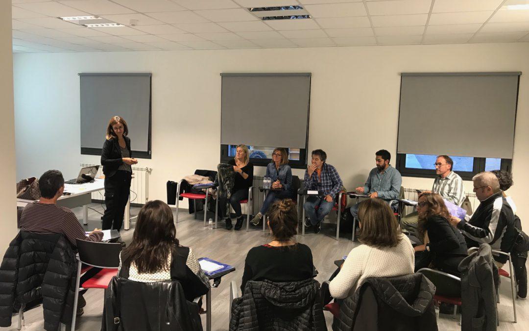 """Cors Formatiu deth CEI Val d'Aran sus """"Com parlar en public"""""""