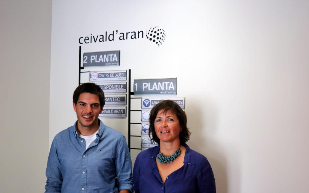 GeoSIG Solutions nueva empresa tecnológica en el CEI Val d'Aran