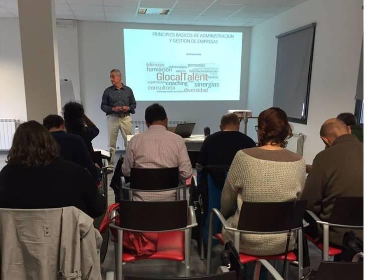 """""""Ofrece tus servicios en la web"""" el pasado 8 de noviembre en el CEI Val d'Aran"""